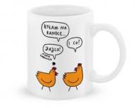 Kubek, Kolekcja Życie na kreskę - Kury randka