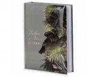 Album na zdjęcia Szary liście - 300 zdjęć, 20x25 cm