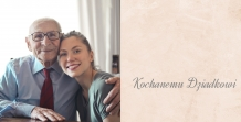 Fotoksiążka Kochanemu Dziadkowi, 20x20 cm