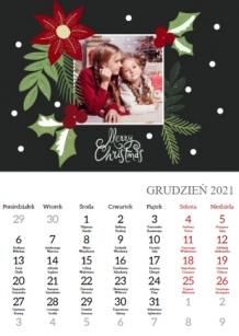 Kalendarz, Elegancki, 20x30 cm