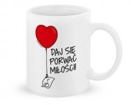 Kubek, Kolekcja Ptaszek Staszek - Daj się porwać miłości