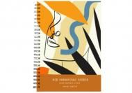 Notes Prostota - kropki, 15x21 cm