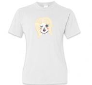 Koszulka damska, Runs the world - blondynka