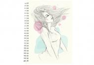 Notes Kobiecość II, 15x21 cm