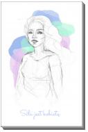 Obraz, Kobiecość I, 30x40 cm