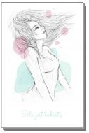 Obraz, Kobiecość II, 30x40 cm