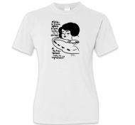 Koszulka damska, Kolekcja Porysunki - Wyleżeć