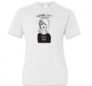 Koszulka damska, Kolekcja Porysunki - Znieść