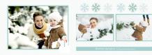 Fotoksiążka Nasze zimowe chwile, 30x20 cm
