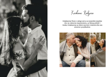 Fotoksiążka Album dla rodziców, 20x30 cm