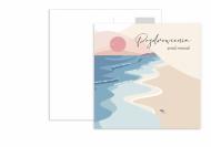 Fotokartki Pocztówka - Wakacje nad morzem, 14x14 cm