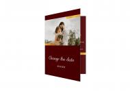 Zaproszenia Glamour - Change the date, 10x15 cm