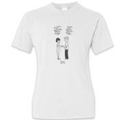 Koszulka damska, Kolekcja Porysunki - Procent - damska