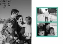 Fotoksiążka Family, 20x20 cm