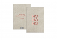 Fotokartki HoHoHo, 15x20 cm