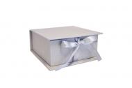 Pudełko na zdjęcia, 10x10 szare, 12x12 cm