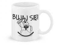 Kubek, Kolekcja Ptaszek Staszek - Bujaj się