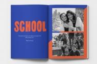 Fotozeszyt School time, 15x20 cm