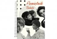 Notes Mój Pamiętnik, 15x21 cm