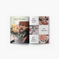 Fotozeszyt Katalog roślin, 20x30 cm