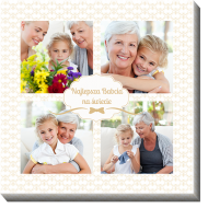 Obraz, Najlepsza Babcia na świecie, 30x30 cm
