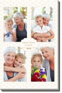 Obraz, Najlepsza Babcia na świecie, 40x60 cm