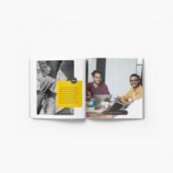 Fotozeszyt Katalog agencji marketingowej, 20x20 cm