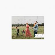 Puzzle, Family, 9 elementów