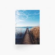 Plakat, Twoje zdjęcie XXL, 40x60 cm