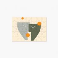 Puzzle, Abstrakcja, 60 elementów