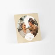 Fotopanel, Najlepsza Babcia na świecie, 15x15 cm