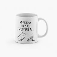 Kubek, Kolekcja Ptaszek Staszek - Myszka