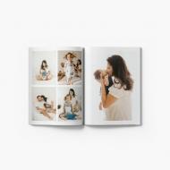 Fotozeszyt Kolaż zdjęć rodzinnych, 15x20 cm