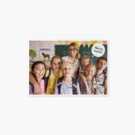 Puzzle, Zdjęcie klasowe, 20 elementów