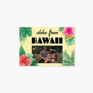 Puzzle, Pocztówka - Hawaje, 60 elementów