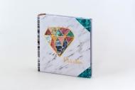 Album na zdjęcia Diament - 200 zdjęć, 21x22 cm
