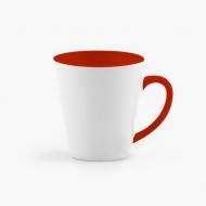 Kubek latte, Pusty szablon