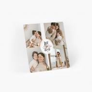 Fotopanel, Love, 15x15 cm