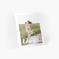 Fotopanel, To właśnie miłość, 20x30 cm