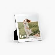 Fotopanel, To właśnie miłość, 15x15 cm