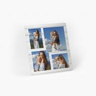 Fotopanel, Najpiękniejsze wspólne chwile, 15x15 cm