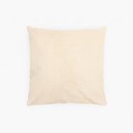 Poszewka, bawełna ekologiczna, Pusty szablon , 38x38 cm