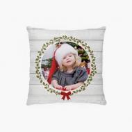 Poduszka, bawełna, Najpiękniejsze święta, 38x38 cm
