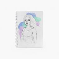 Notes Kobiecość I, 15x21 cm