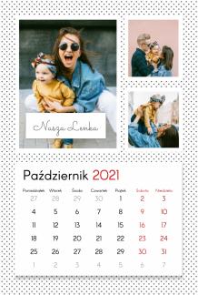 Kalendarz, Zbiór wspomnień, 20x30 cm