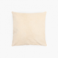 Poduszka, bawełna ekologiczna, Pusty szablon, 40x40 cm
