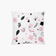Poduszka, bawełna, Simple pattern, 38x38 cm