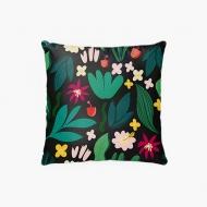 Poduszka, bawełna, Tropical, 38x38 cm