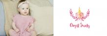 Chrzest Dziewczynki fotoksiążka, 30x20 cm