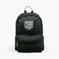 Plecak szkolny Jedyna w swoim rodzaju